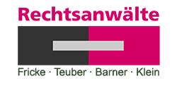 Rechtsanwälte Fricke Teuber Barner Klein Logo